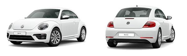 Modelo Volkswagen Beetle Design
