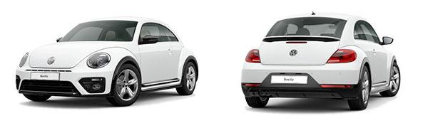 Modelo Volkswagen Beetle R-Line