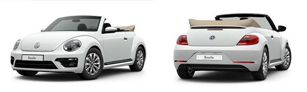 Modelo Volkswagen Beetle Cabrio Beetlemania