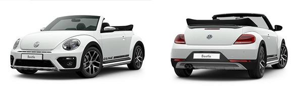 Modelo Volkswagen Beetle Cabrio Dune