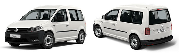 Modelo Volkswagen Comerciales Caddy Kombi 4p Profesional Kombi