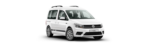 Modelo Volkswagen Comerciales Caddy Kombi 5p Beach