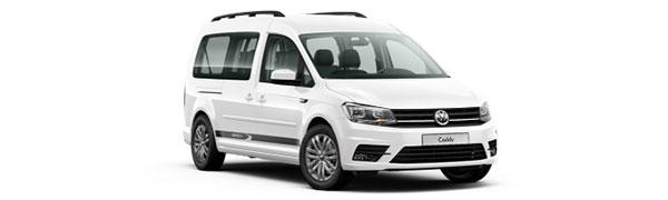Modelo Volkswagen Comerciales Caddy Kombi 5p Trendline