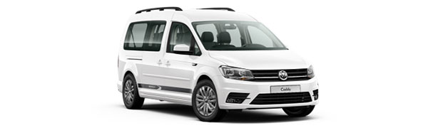 Modelo Volkswagen Comerciales Caddy Kombi 5p Maxi Beach