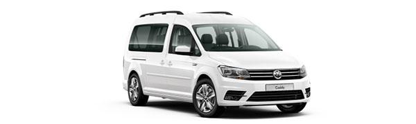 Modelo Volkswagen Comerciales Caddy Kombi 5p Maxi Comfortline