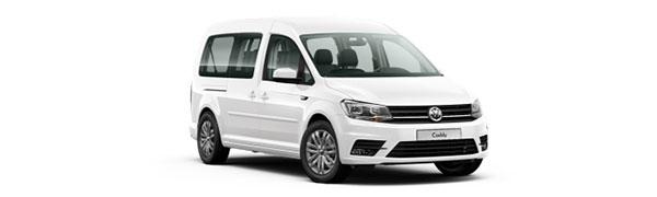 Modelo Volkswagen Comerciales Caddy Kombi 5p Maxi Trendline