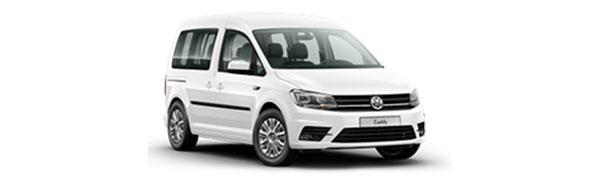 Model Volkswagen Comerciales Caddy Kombi 5p Edition