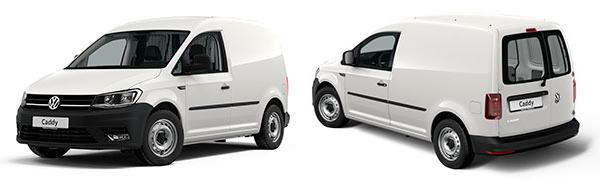 Modelo Volkswagen Comerciales Caddy Furgón 4p Profesional Furgón