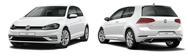 Modelo Volkswagen Golf 3p Sport