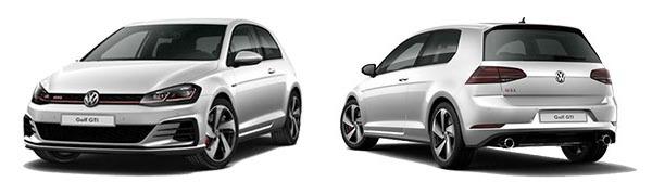 Modelo Volkswagen Golf 3p Edition