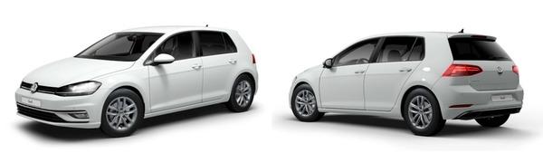Modelo Volkswagen Golf 5p Advance