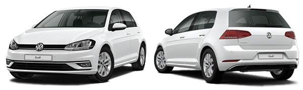 Modelo Volkswagen Golf 5p Edition