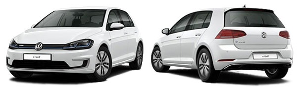Modelo Volkswagen Golf 5p e-Golf
