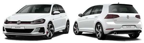 Modelo Volkswagen Golf 5p GTI Perfomance