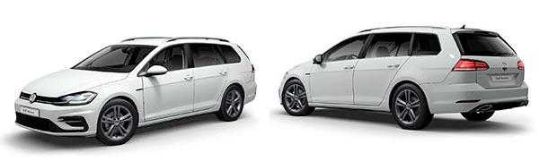 Modelo Volkswagen Golf Variant R-Line