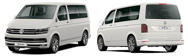 Modelo Volkswagen Comerciales Multivan Monovolumen 5p Highline