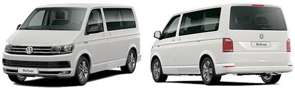 Modelo Volkswagen Comerciales Multivan Monovolumen 5p Premium