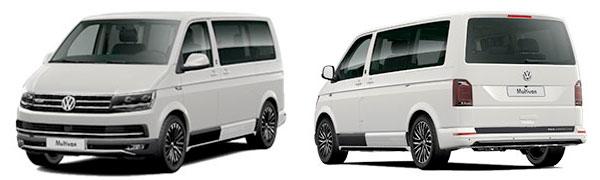 Modelo Volkswagen Comerciales Multivan Monovolumen 5p Outdoor PanAmericana