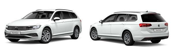 Modelo Volkswagen Passat Variant Base