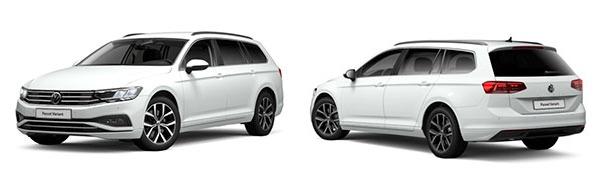 Modelo Volkswagen Passat Variant Executive