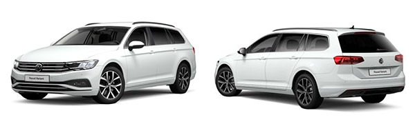 Modelo Volkswagen Passat Variant R-Line
