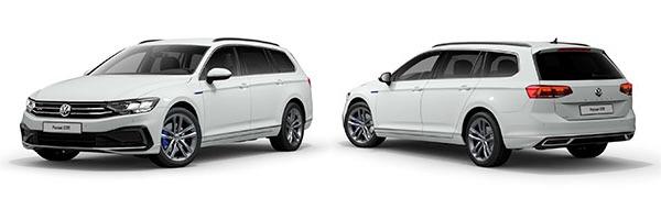 Modelo Volkswagen Passat Variant GTE