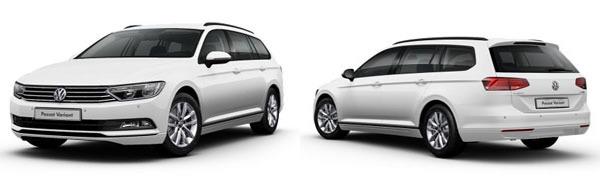 Modelo Volkswagen Passat Variant Edition