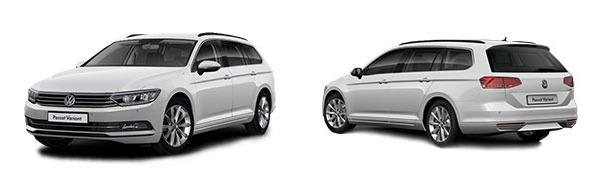 Modelo Volkswagen Passat Variant Advance