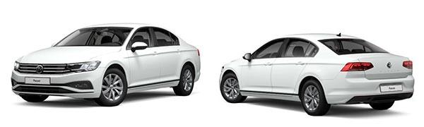 Modelo Volkswagen Passat Business