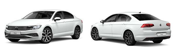 Modelo Volkswagen Passat Executive