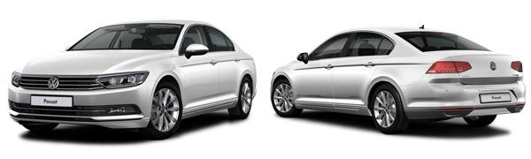 Modelo Volkswagen Passat Edition