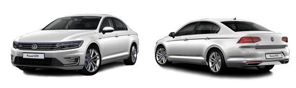 Modelo Volkswagen Passat GTE