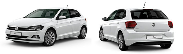 Modelo Volkswagen Polo 5p Sport