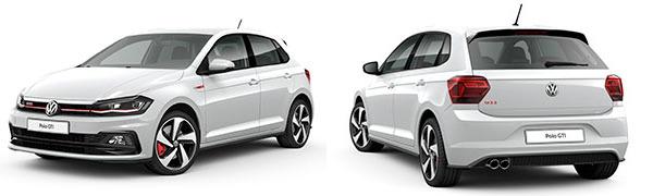 Modelo Volkswagen Polo 5p GTI