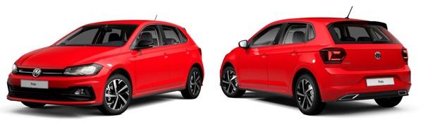 Modelo Volkswagen Polo 5p Beats R-Line