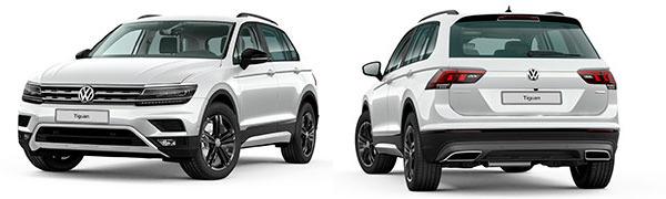 Modelo Volkswagen Tiguan Offroad