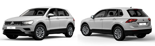 Modelo Volkswagen Tiguan Edition