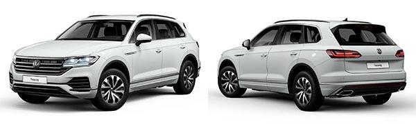 Modelo Volkswagen Touareg Premium