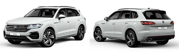Modelo Volkswagen Touareg R-Line