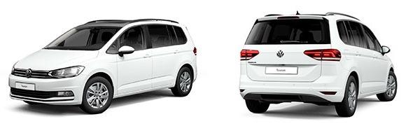 Model Volkswagen Touran Advance