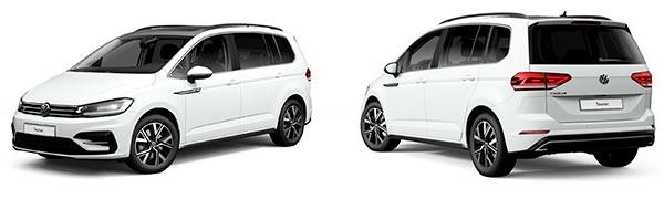 Modelo Volkswagen Touran Sport