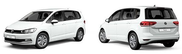 Model Volkswagen Touran Edition
