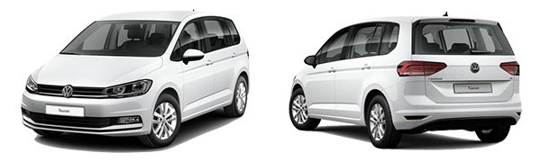 Model Volkswagen Touran Edition