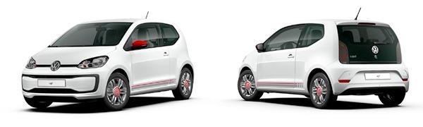 Modelo Volkswagen up! 5p Beats
