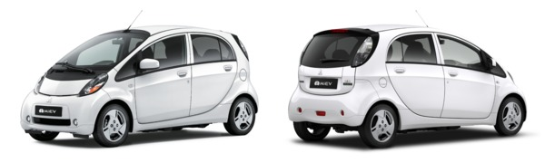 Modelo Mitsubishi i-MiEV -