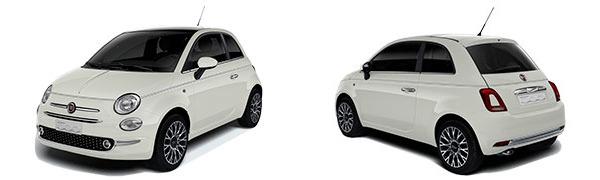 Modelo Fiat 500 Collezione