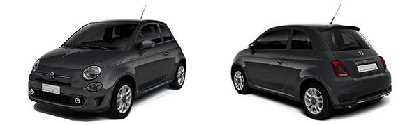Modelo Fiat 500 S