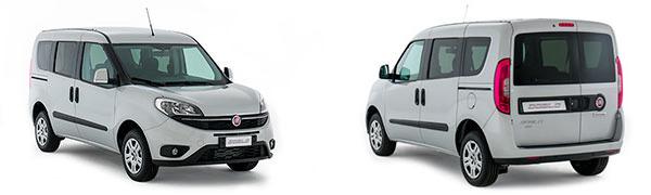 Modelo Fiat Professional Doblò Combi Easy