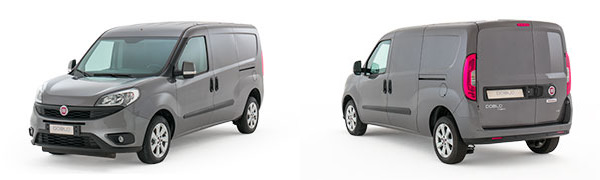 Modelo Fiat Professional Doblò Cargo Furgón 4p Base Plus