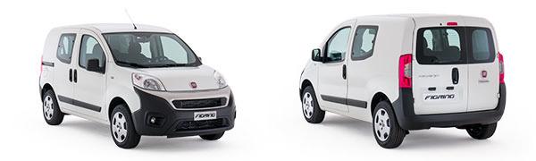 Modelo Fiat Professional Fiorino Combi
